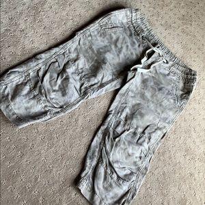 Free people Capri cute pants